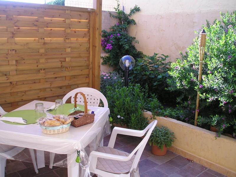 Giardino Crisalide B&B La Maddalena